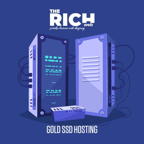 Gold Litespeed SSD Website Hosting