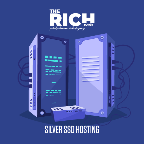 Silver SSD Litespeed Web Server Hosting