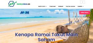 Cara Main Saham Malaysia